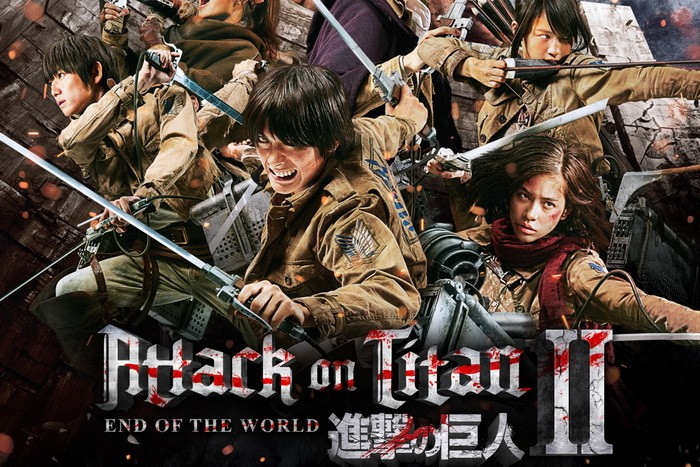 [Review] Live-Action Shingeki no Kyojin: End of The World