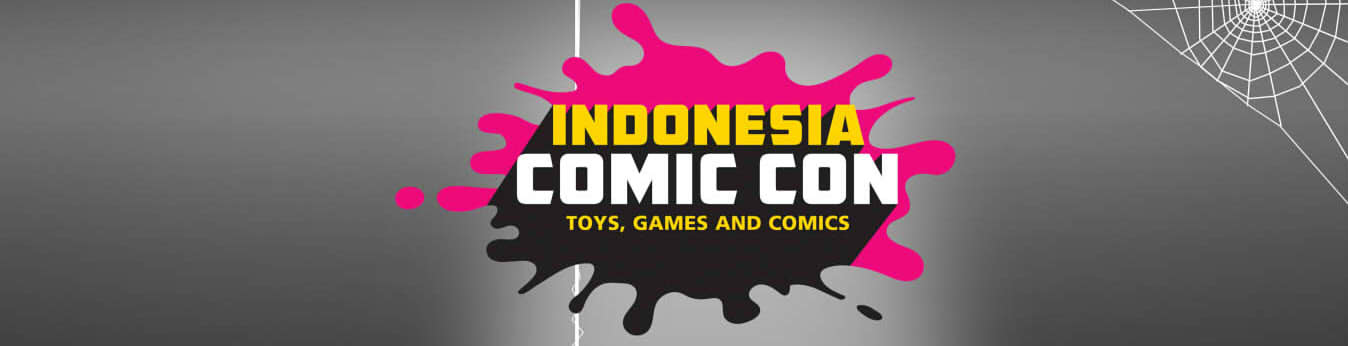 Indonesia Comic Con. 14-15 November 2015 @ Jakarta Convention Center, Jakarta