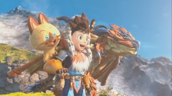 Pamerkan Trailer dan Gameplay, 'Monster Hunter Stories' Juga Dapatkan Serial Anime
