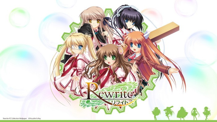 Charlotte Tamat, Key Umumkan Adaptasi Anime dari Visual Novel 'Rewrite'