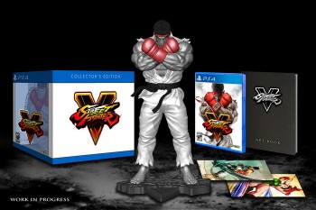 Capcom Umumkan Collector's Edition dari 'Street Fighter V'
