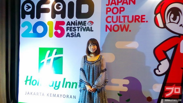[AFAID 2015 Interview] yanaginagi
