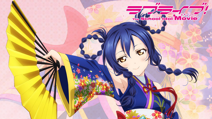 Love Live! School Idol Movie Member Profile & Interview 04 : Sonoda Umi (Mimori Suzuko)