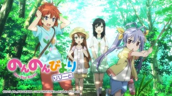 [Review] Non Non Biyori Repeat (S2)