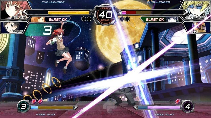 Kuroko dari 'To Aru Majutsu no Index' Ikut Beraksi di 'Dengeki Bunko: Fighting Climax Ignition'