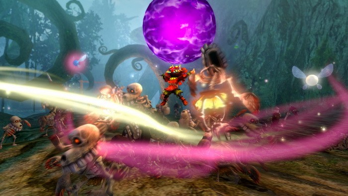 Inilah Tampak Skull Kid di 'Hyrule Warriors Legends'