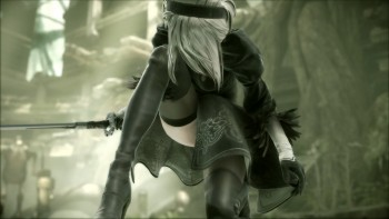 Square Enix Akan Pamerkan 'NieR New Project' di Paris Game Week 2015