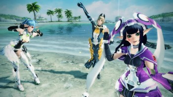 'Phantasy Star Online 2' Versi PlayStation 4 Rilis di Musim Semi 2016