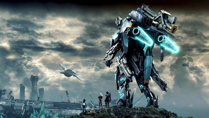 [Review Diary] Xenoblade Chronicles X: Mendarat di Planet Mira