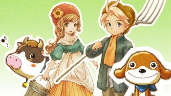 'Story of Seasons: Treasured Friends of Three Villages' Siap Hadir di 3DS