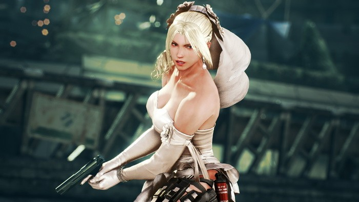 Nina Kembali Bertarung di 'Tekken 7: Fated Retribution'