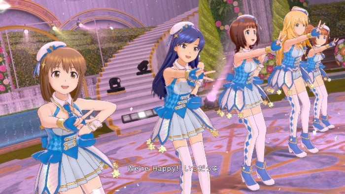 Sambut Para Idol 765 Production di Trailer Perdana 'The Idolmaster: Platinum Stars'
