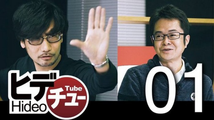 'HIDEO TUBE', Ikuti Channel Youtube Terbaru Milik Hideo Kojima