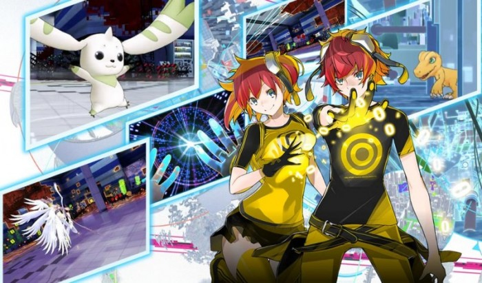 [First Impression] Digimon Story: Cyber Sleuth
