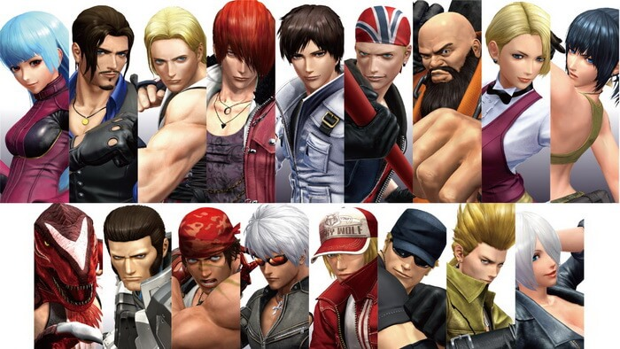 Teaser Ke-6 'The King of Fighters XIV' Perkenalkan Karakter Baru Berupa 'Dinosaurus'