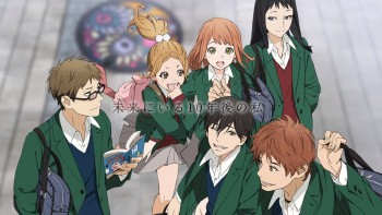 Manga Science Fiction 'Orange' Akan Diadaptasi menjadi Anime
