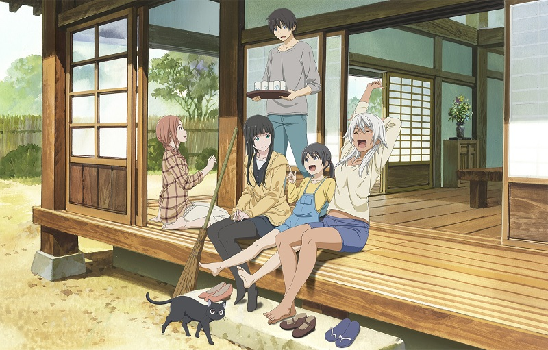 [3 Eps Rule] Flying Witch