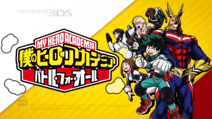 """Boku No Hero Academia: Battle For All"" Memperlihatkan Gameplay Video Ochaco dan Tenya"