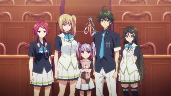 [Review] Musaigen no Phantom World