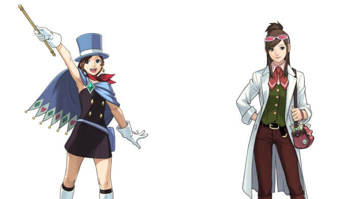 Trucy Wright & Ema Skye Kembali di 'Ace Attorney 6'