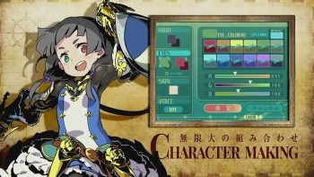 Lihat Cara Membuat Karakter di 'Etrian Odyssey V'