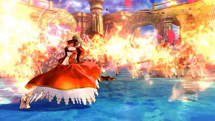 XSEED Games Daftarkan Domain 'Fate/Extella'