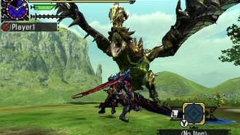 'Monster Hunter Generations' Pamerkan Trailer Sistem Style