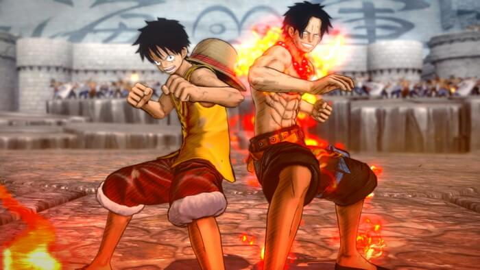 Bandai Namco Pamerkan Gameplay 'One Piece: Burning Blood' Versi PS Vita