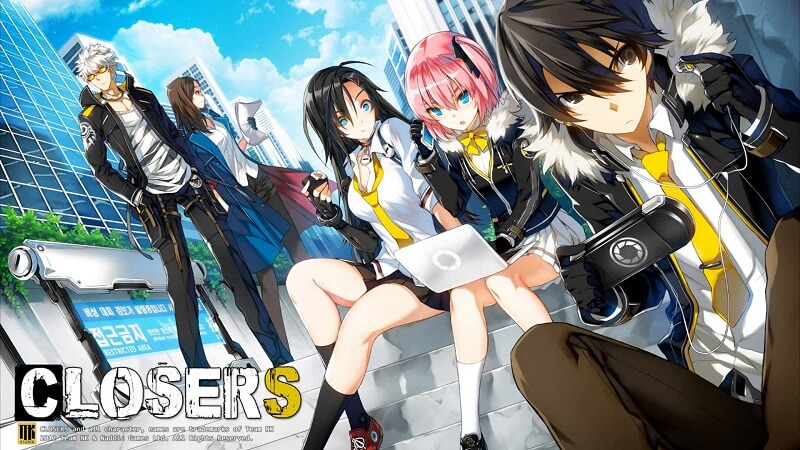 [First Impression] Closers Online Indonesia