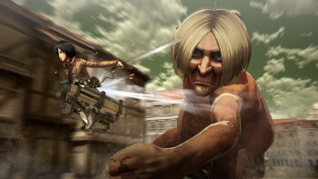 'Attack on Titan: Wings of Freedom Dapatkan Limited Edition, Khusus Wilayah Eropa Saja