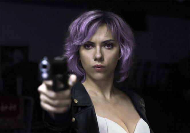 Film Live Action 'Ghost in The Shell' Umumkan Pemeran Terbaru