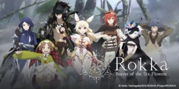 Pony Canyon Mengumumkan Live Stream Spesial Rokka -Braves of the Six Flowers-