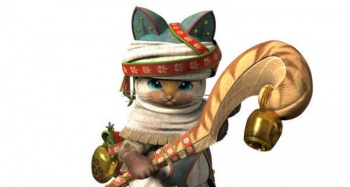 Monster Hunter Generations x Ghost 'n Goblins: Senjata Baru untuk Palico