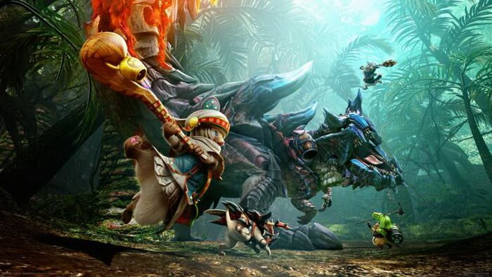 'Monster Hunter Generations' Rilis 15 Juli, Hadirkan New 3DS Nintendo XL dengan Tema Khusus