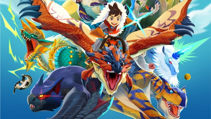 Trailer Ketiga 'Monster Hunter Stories' Umumkan Tanggal Rilis