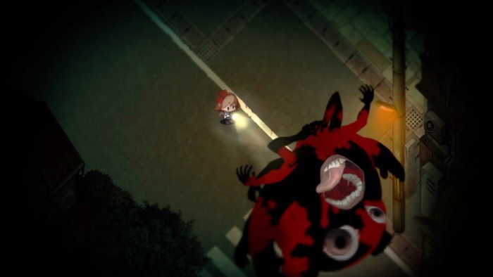 'Yomawari: Night Alone' Rilis 25 Oktober untuk PS Vita & PC