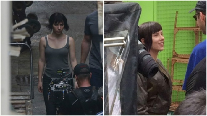 Shooting Live-Action 'Ghost in the Shell' Terlihat di Hong Kong