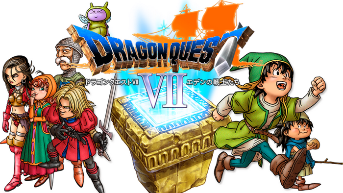 Remake 'Dragon Quest VII' untuk 3DS Rilis September