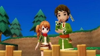 Trailer Perdana 'Harvest Moon: Skytree Village' Ditayangkan
