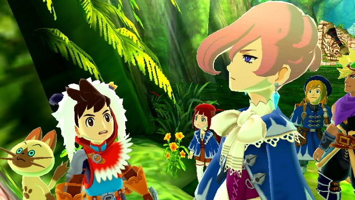 Capcom Ungkap Banyak Detil 'Monster Hunter Stories' Lewat Livestream Khusus
