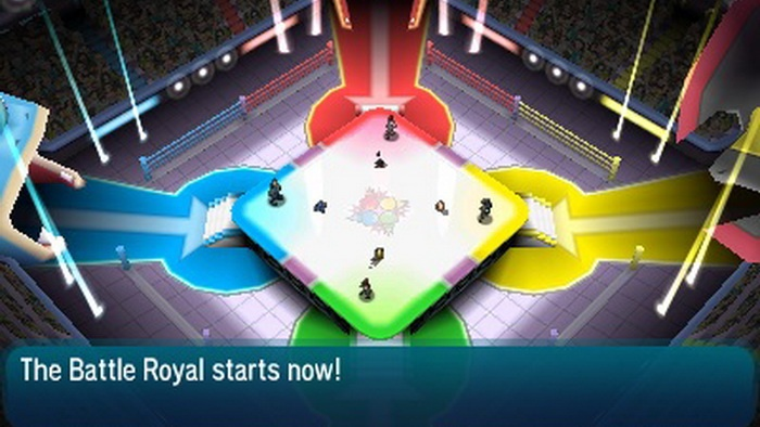 'Pokemon Sun & Moon' Perkenalkan Mode Battle Royal & Pokemon Baru