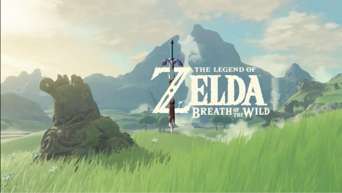Resmikan Judul, 'The Legend of Zelda: Breath of the Wild' Pamerkan Banyak Gameplay