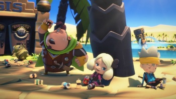 Level-5 Tayangkan Trailer Terbaru 'The Snack World'