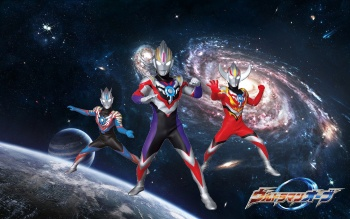 Spin-off 'Ultraman Orb' Akan Ditayangkan Di Amazon Video Jepang