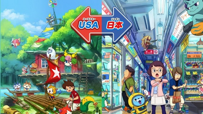 'Yo-kai Watch 3' Jelaskan Sistem Pertarungan Baru lewat Video Gameplay