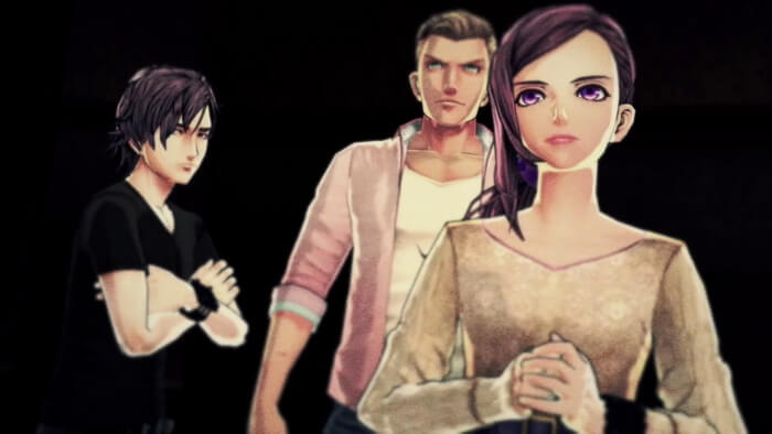Lihat Perbandingan 'Zero Time Dilemma' di 3DS, PS Vita, & PC