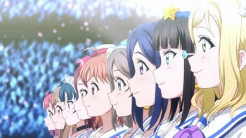 Dengarkan Preview Single Terbaru Aqours, 'Aozora Jumping Heart' dan 'Humming Friend'