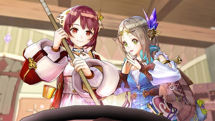 Gameplay Perdana 'Atelier Firis' Dipamerkan