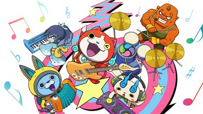 'Yo-kai Watch' Pertama Di-port ke Mobile, Level-5 Umumkan 2 Game Mobile Lainnya
