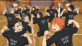 Nico Touches The Walls Akan Menyanyikan Lagu Tema Season Ketiga Haikyuu!!